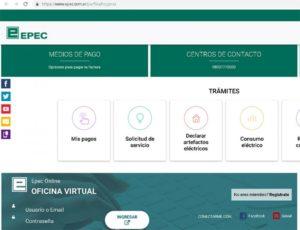 Nuevo esquema EPEC
