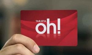 Qué es una tarjeta Oh!