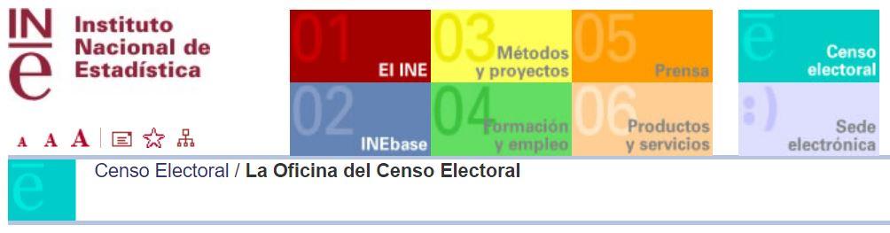 Cómo saber dónde tengo que votar a través del INE