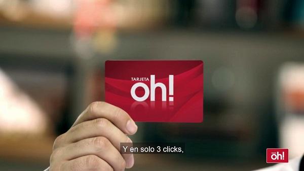 Cómo saber mi estado de cuenta tarjeta Oh!