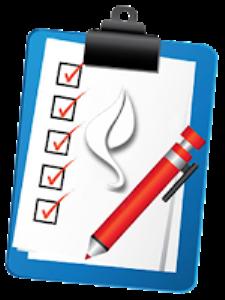 tabla de chequeo requisitos para solicitud de licencia