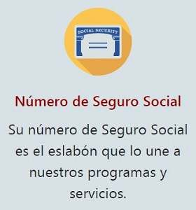 numero del seguro social