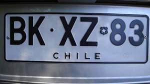 patente chile