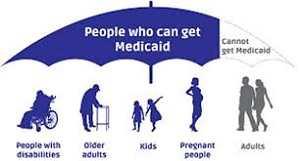 personas beneficios medicaid
