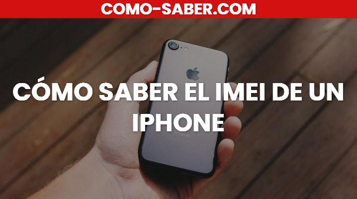 Cómo Saber El Imei De Un Iphone: Cómo saber el Imei de un iPhone Robado y de un iPhone bloqueado