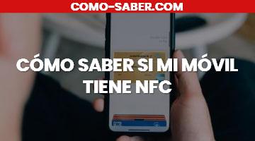 Cómo Saber Si Mi Móvil Tiene NFC: Cómo Saber si mi Móvil tiene NFC iPhone en Android y Cómo Instalar NFC en un Celular