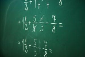 Cómo saber cuál fracción es mayor